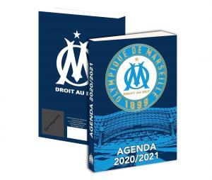 OM 2020/21 School diary Blue