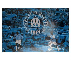Sous-main OM Eva 60 x 40 cm Bleu