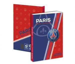 Agenda Scolaire PSG 2021/2022 Rouge/Bleu