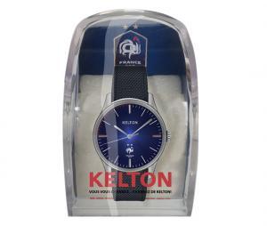 Montre Kelton 90 minutes Bleu