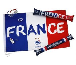 Set Supporter FFF Team Bleu