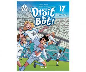 """Livre OM """"Droit au But : Challenge """" Tome 17"""