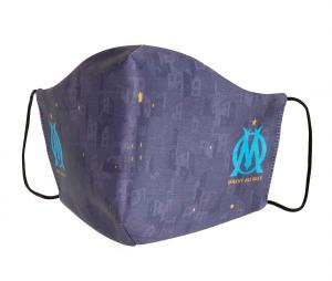 Mascarilla protectora OM Azul Júnior