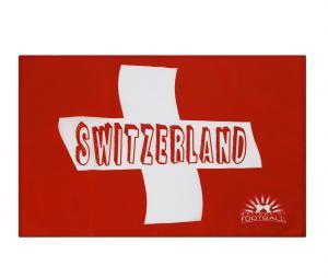 Drapeau Suisse Rouge/Blanc