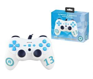 Manette OM Nintendo Switch Blanc