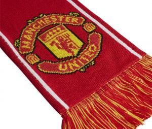 Écharpe Manchester United Rouge