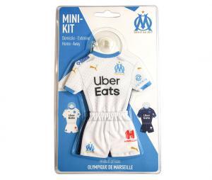 Mini Kit Ventosa OM Local/Visitante Azul/Blanco