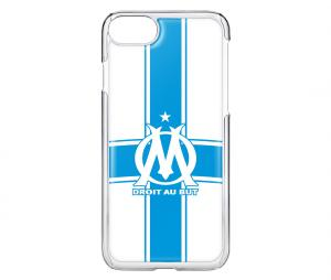 Smartphone Case OM Cross Transparent/Blue