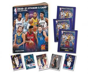 Pack de démarrage Panini NBA 2020-21