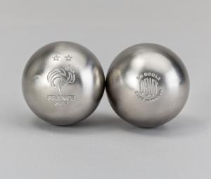 Boules de pétanque -  Obut x Equipe de France