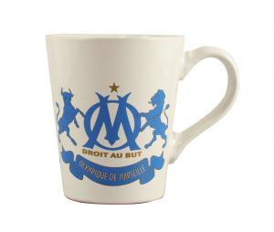 Mug OM Logo Blanc