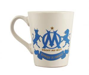 OM Logo Mug White