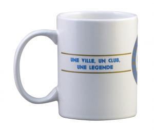 Mug OM Logo White