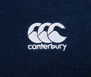 Écharpe Canterbury RWC 2019 bleu