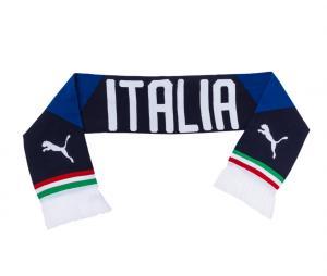 Echarpe Italie Fan Bleu