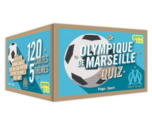 Game box Olympique de Marseille