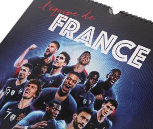 Calendrier Officiel 2021 Equipe de France