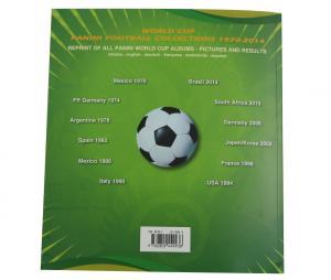 Livre Collector Panini World Cup
