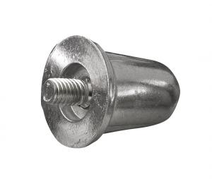 Crampons Gilbert Aluminium 15/18 mm