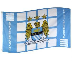 Drapeau Manchester City