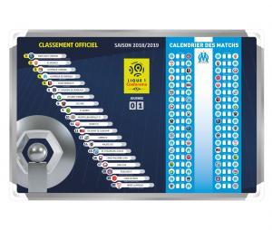 OM Magnetic Scoreboard