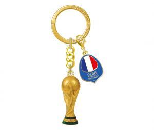 Porte Clefs Trophée France Champions du Monde de la FIFA 2018