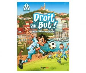 """OM Book """"Droit au But : Ben, l'OM au coeur"""" Volume 1"""