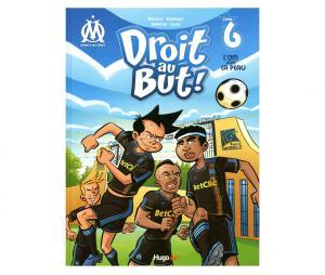 """OM Book""""Droit au But : L'OM dans la peau"""" Volume 6"""