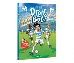 """OM Book """"Droit au but : En route pour la finale !"""" Volume 14"""