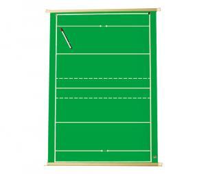 Tableau d'Entrainement pour le Rugby