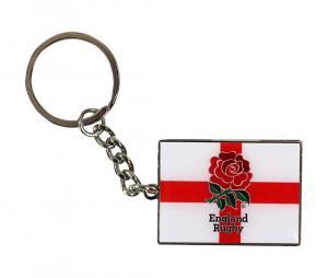Porte-clés Flag XV de la Rose Angleterre