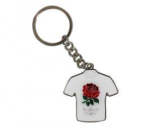 Porte-clés maillot logo XV de la Rose Angleterre
