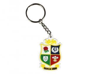 Porte-clés Bouclier Lions Britanniques