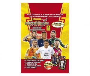 Pack de démarrage Panini Adrenalyn XL Ligue 1 Conforama 2019-20