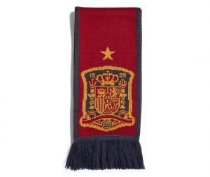 Echarpe Espagne Rouge