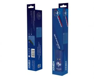Tapis de souris Gaming FFF Bleu