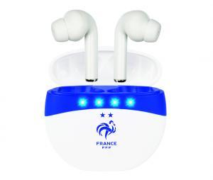 FFF Wireless Earphones White