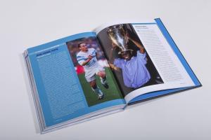"""Livre """"L'histoire de l'Olympique de Marseille"""""""