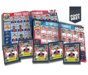 Pack de démarrage PANINI Foot 2021