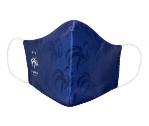 Masque de protection France All Over Bleu Junior