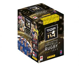 250 Stickers Panini Rugby TOP 14 2021/2022