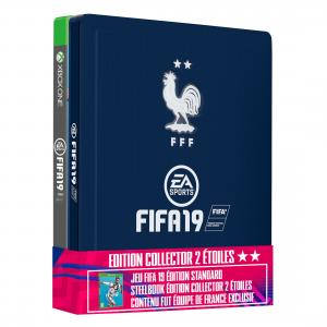 Jeu FIFA 19 Edition Collector 2 Etoiles XBOX One