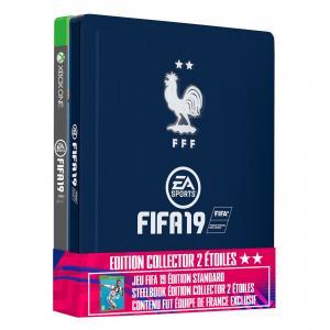 Jeu FIFA 19 Edition Collector 2 Etoiles XBOX One