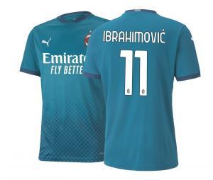 Maillot AC Milan Third 2020/2021 IBRAHIMOVIC