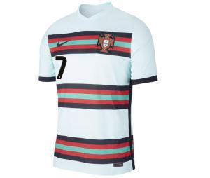 Maillot Portugal Extérieur Ronaldo 2020/2021 Junior