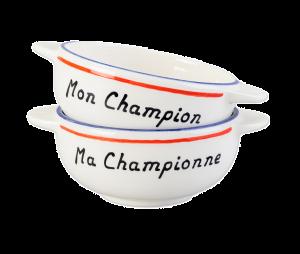 Bol Mon Champion / Ma Championne -  Le Bol Français x Equipe de France