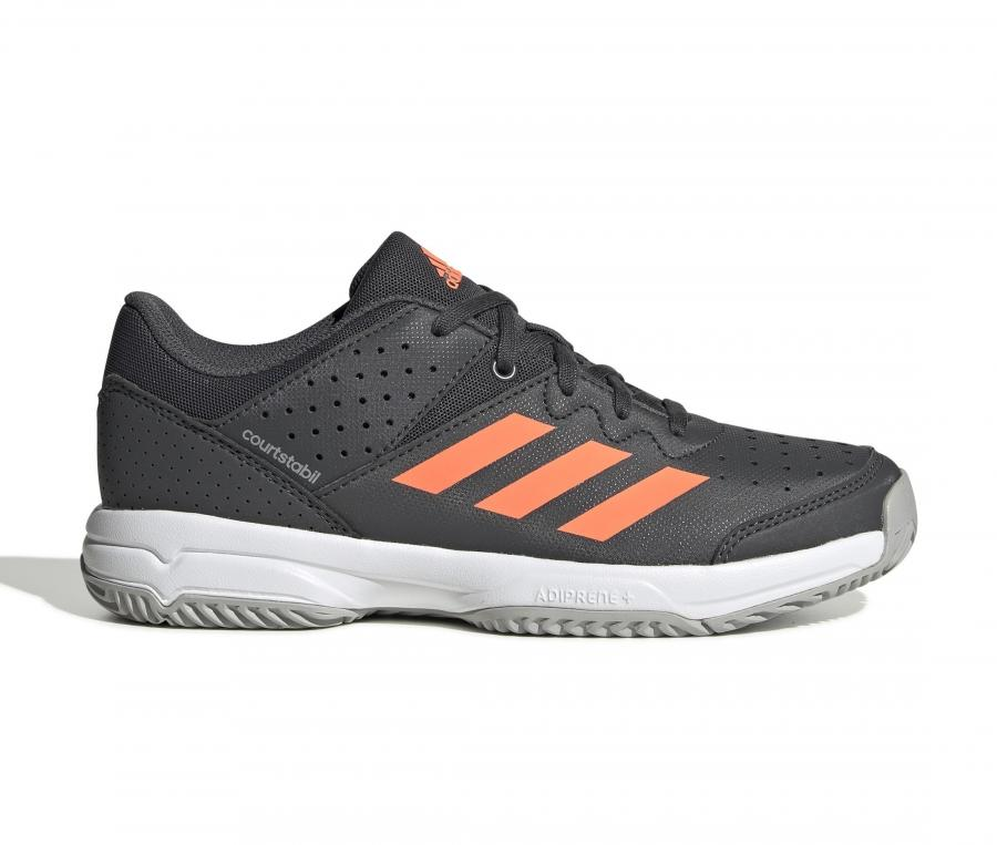 adidas Courtstabil Noir Junior
