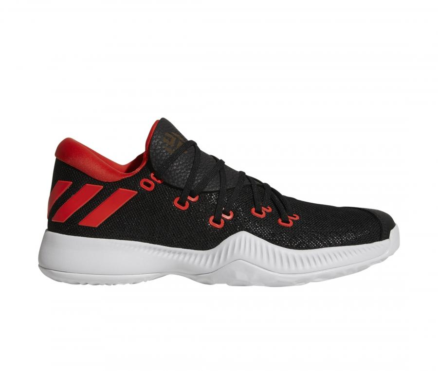adidas James Harden B/E Noir/Rouge