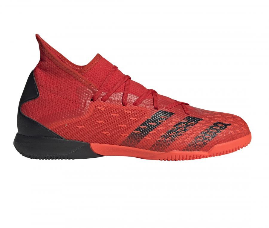 adidas Predator Freak 3 Indoor Rouge