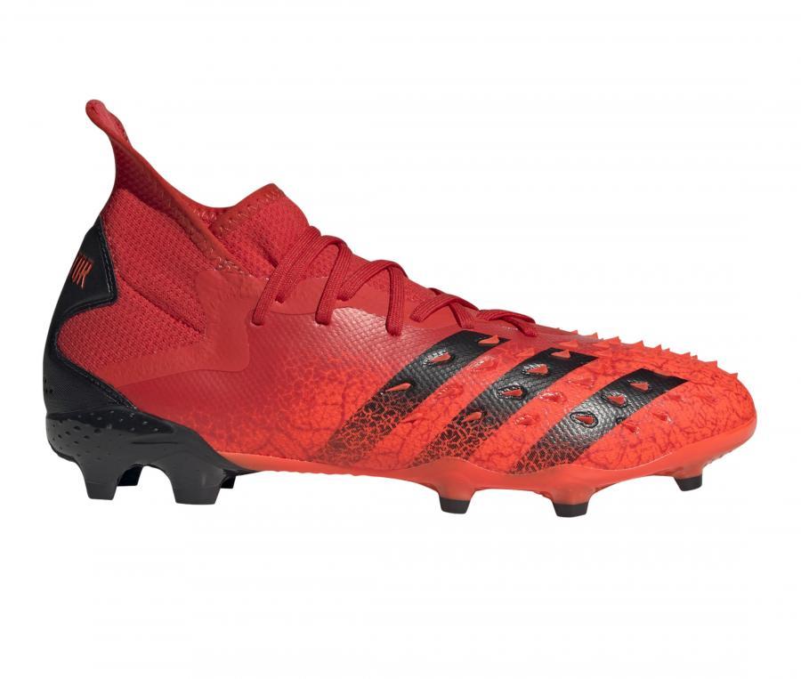 adidas Predator Freak 2 FG Rouge